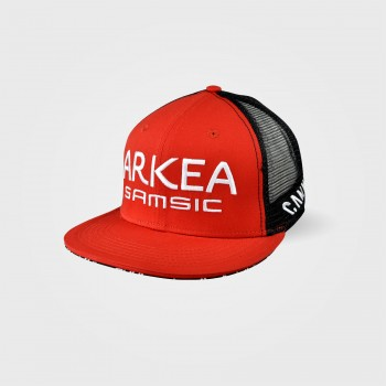 BERRETTO EKOI TEAM ARKEA TRUCKER PIATTO