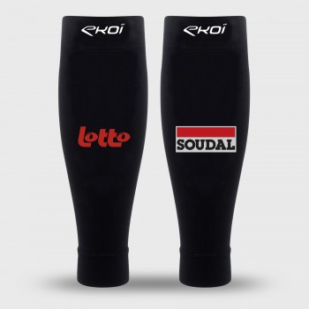 Compression sleeves EKOI Proteam LOTTO SOUDAL