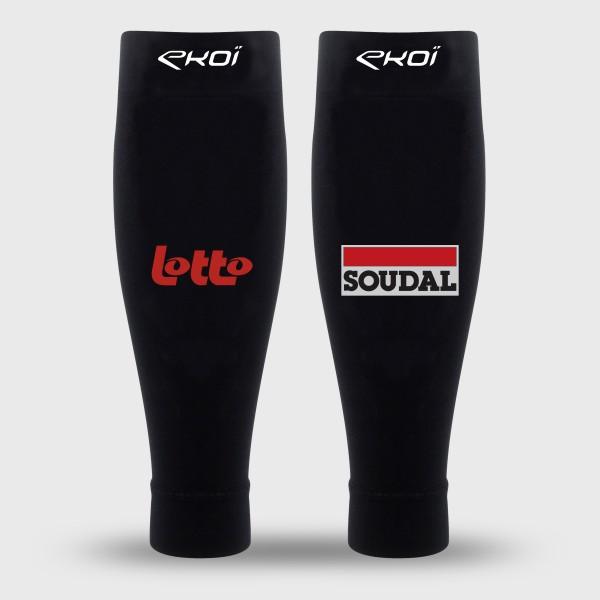Compression sleeves EKOI Proteam LOTTO SOUDAL