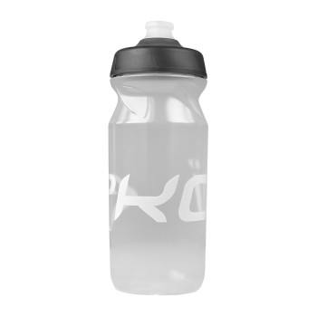 WATER BOTTLE EKOI 650ML WHITE  STOP DROP