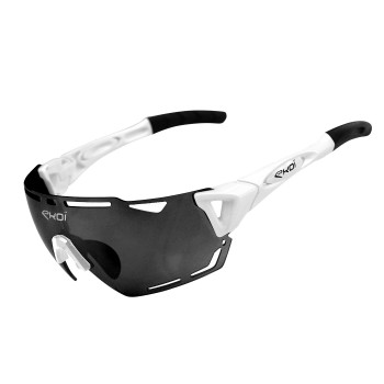 Lunettes EKOI PERSOEVO7 LTD Light Blanc Mirror