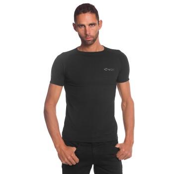 T-shirt EKOI Black Chrome