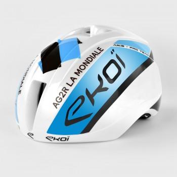 EKOI PROTEAM ヘルメット AR15 - AG2R LA MONDIALE Pro Cycling Team 2020 モデル