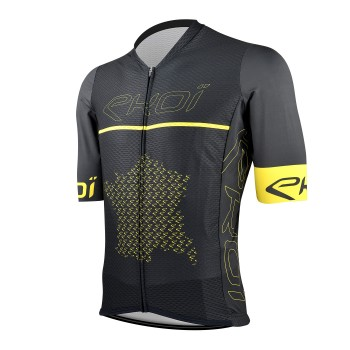 Cycling Jersey  EKOI FAN LTD 2020 Black