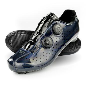 Chaussures route EKOI R4 EVO Iridescent Bleu