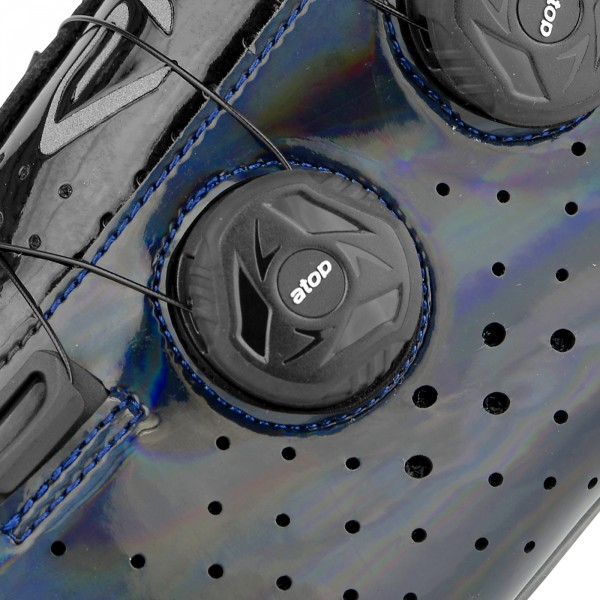 Chaussures route EKOI R4 EVO Flash Navy