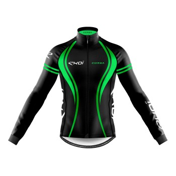 WINTER JACKET EKOI CORSA GREEN