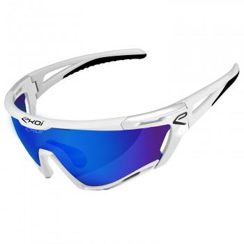 Glasses PERSOEVO9 EKOI LTD LIGHT White Revo blue