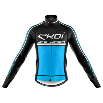 Winter Thermal jacket EKOI LINEA LTD  Blue