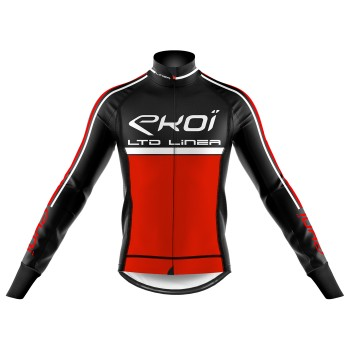 Winter Thermal jacket EKOI LINEA LTD Red