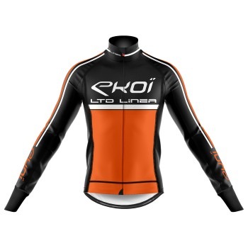 Thermal Jacket  EKOI LINEA LTD Neon Orange