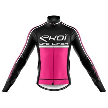 Winter Thermal jacket EKOI LINEA LTD  Neon Pink