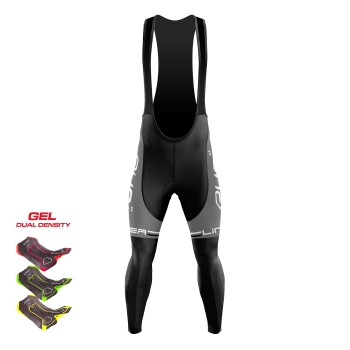 Winter Bibtights Gel 3D EKOI LINEA LTD  Black Grey