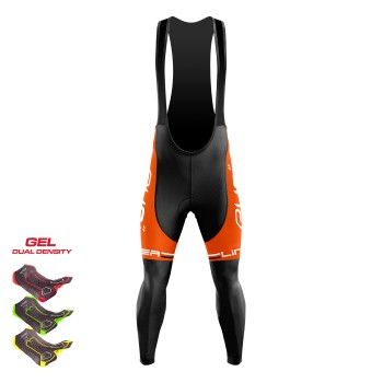 Winter Bibtights Gel 3D EKOI LINEA LTD Neon Orange