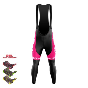 Winter Bibtights Gel 3D EKOI LINEA LTD Neon Pink