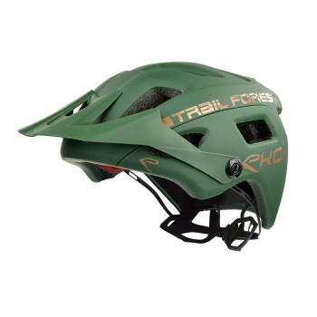 Helm EKOI MTB TRAIL FOREST GROEN
