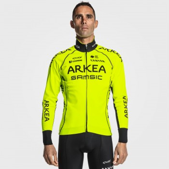 Winter jacket EKOI ARKEA SAMSIC Pro Team Yellow