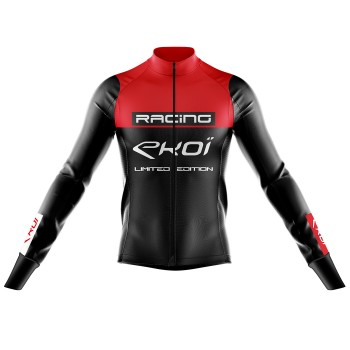 Maillot EKOI RACING 7° Rouge Noir