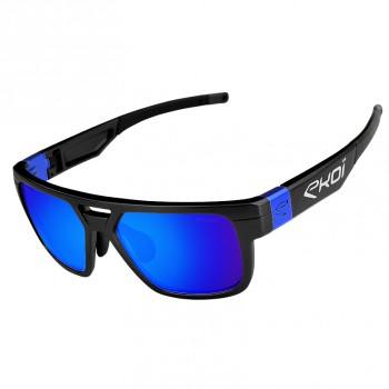 Glasses SF SPORT FASHION LTD Black Revo Blue