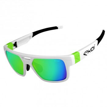 gafas SF SPORT FASHION LTD Blanca Revo verde