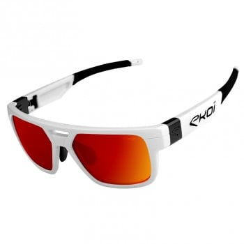 WItte rode Revo SF SPORT FASHION LTD bril