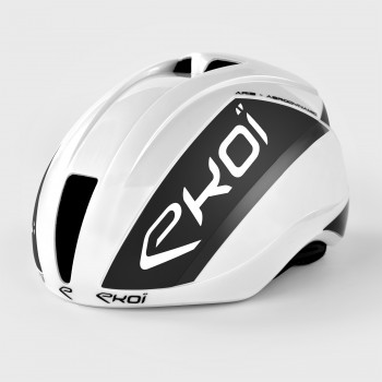 Casco EKOI AR15 LTD Blanco Negro