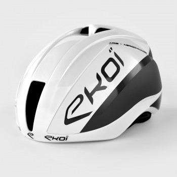Casco EKOI AR15 LTD Negro y Blanco