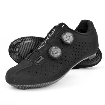 Road Cycling Shoes EKOI R4 EVO 'Suede'