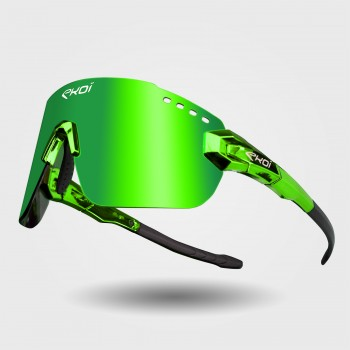Glasses EKOI PREMIUM 80 LTD GREEN