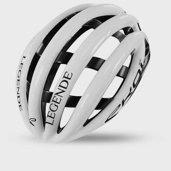EKOI LEGENDE ヘルメット ホワイト