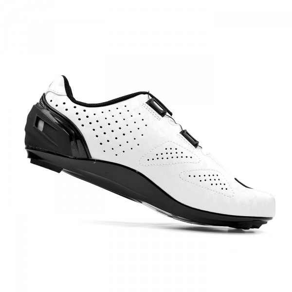 Chaussures route EKOI STRADA Cristal Evo2 Blanche