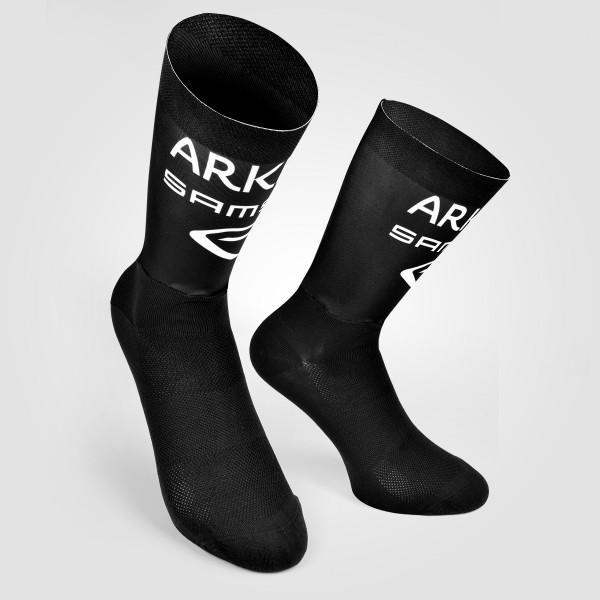 Socken EKOI Aero Pro Team Arkea Samsic schwarz