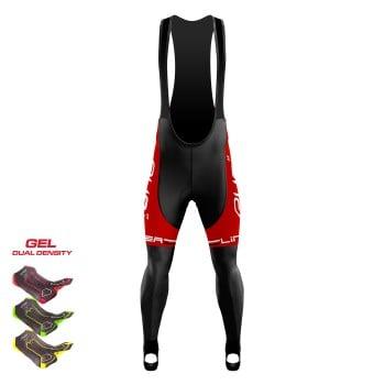 Calzamaglia invernale Gel 3D EKOI LINEA LTD Rosso con ghetta