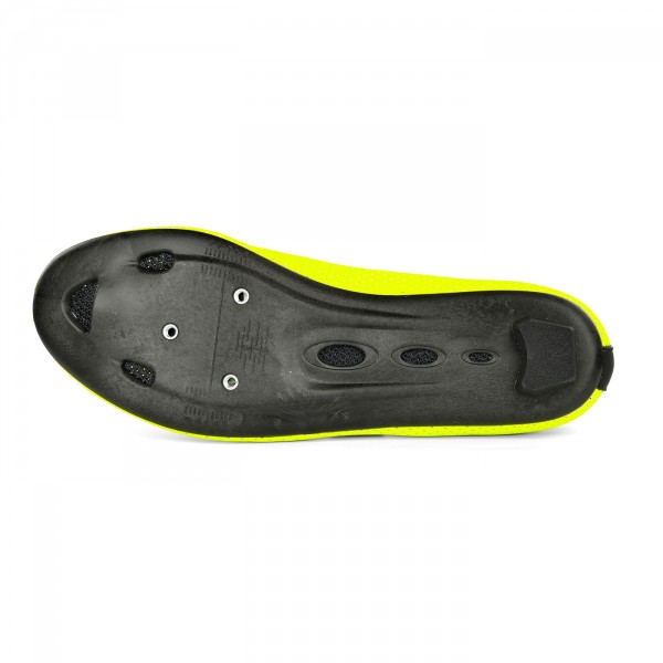 Chaussures route EKOI CARBON R5 Jaune Fluo