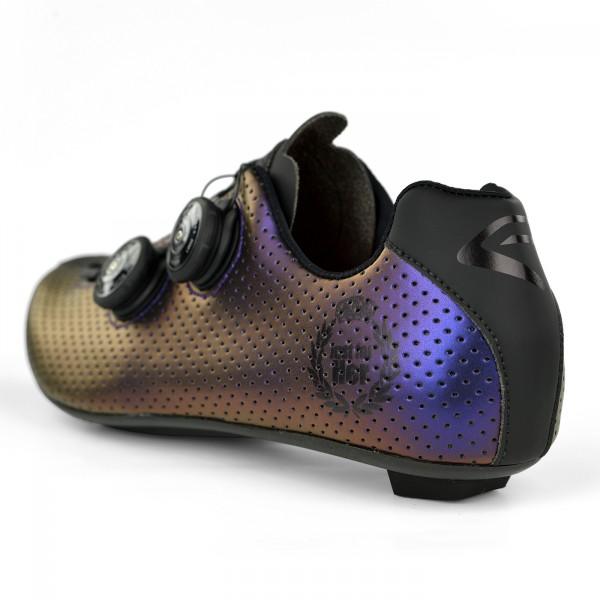 Chaussures route EKOI CARBON R5 Lady cameleon