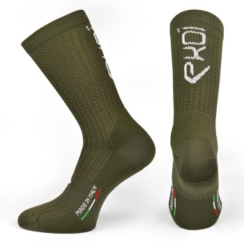 Ponožky EKOI LINE PRO KAKI