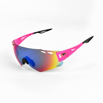 Sun Glasses EKOI PERSOEVO10 LTD Neon Pink Plasma Cat3