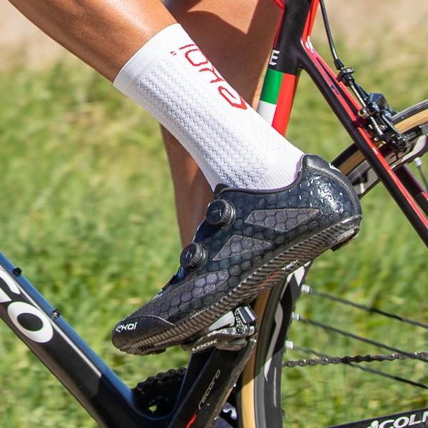 Chaussures route EKOI ULTRALIGHT 2 Carbon NOIRE