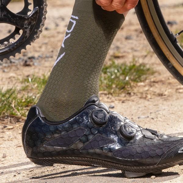 Chaussures Route Ekoï Ultralight Carbon Noir