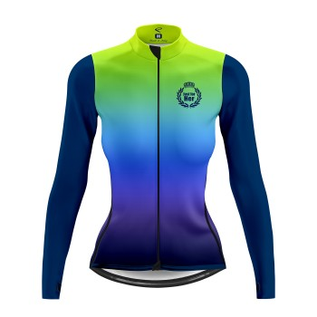 Jacket EKOI lady ATHENA Neon Green