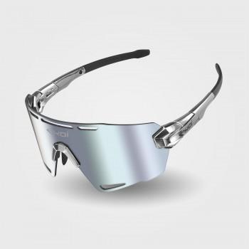 Sunglasses EKOI PREMIUM 90 LTD STAR Silver