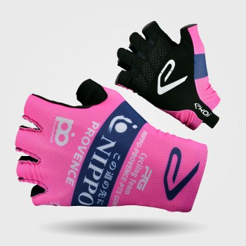 Cycling Road Gloves Perforato Ekoï Proteam EF Nippo Provence