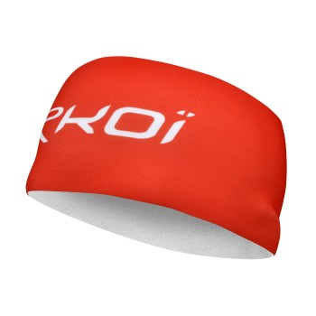 HEAD BAND  EKOI THERMO RED