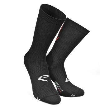 Socks EKOI LINE PRO BLACK RED
