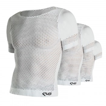 Pack 3 base layers  EKOI SUNTECH Short  Sleeves