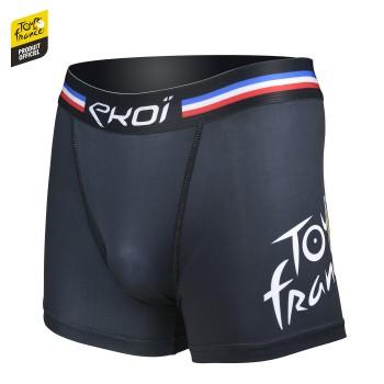 Boxerky Tour de France EKOI Černá