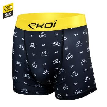 Boxerky Tour de France EKOI Vélo černé