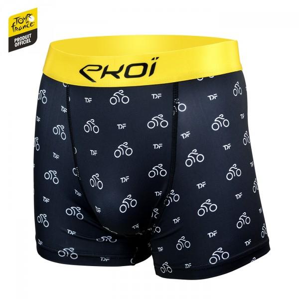Boxer Tour de France By EKOI Vélo Noir