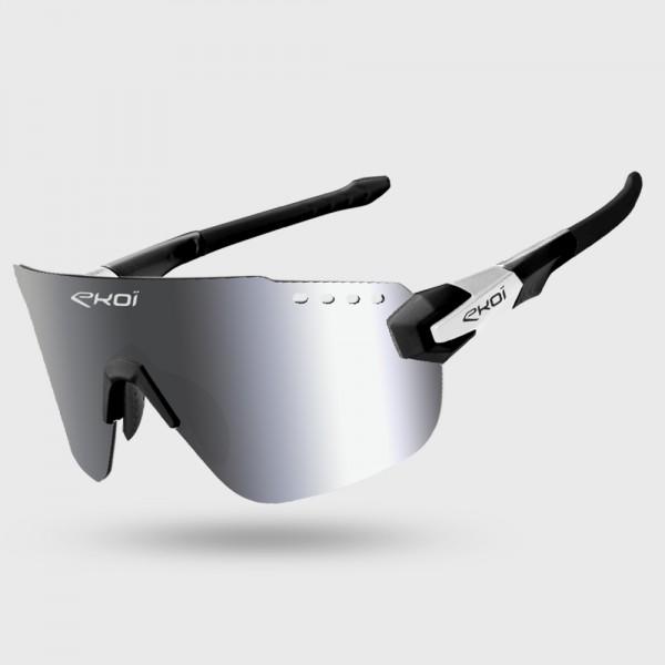 Gafas EKOI PREMIUM 80 LTD Negro Blanco Espejo