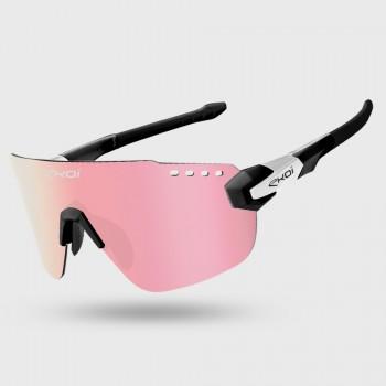 Glasses EKOI PREMIUM 80 LTD Black White PH Red